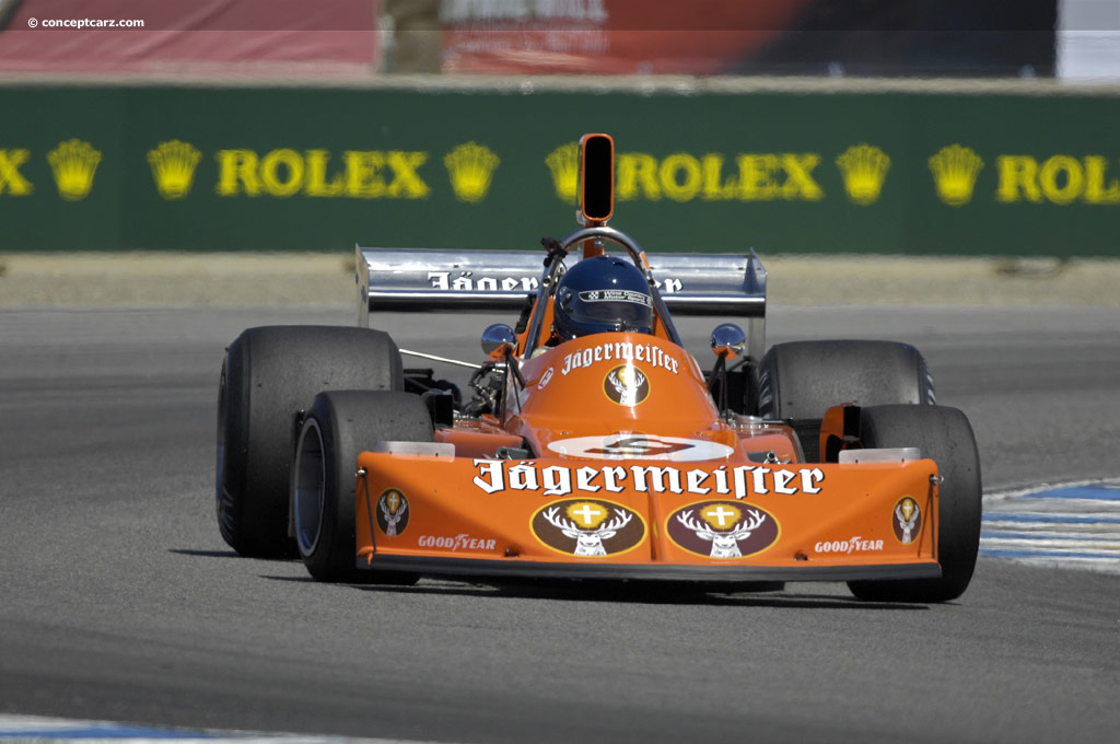 March 741 F1 Jagermeister
