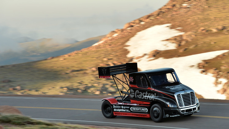 Mike Ryan Pikes Peak