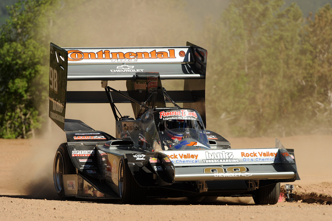 Paul Dallenbach Pikes Peak