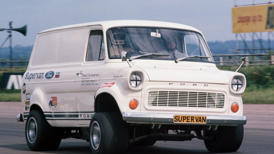 Ford Transit Supervan mki