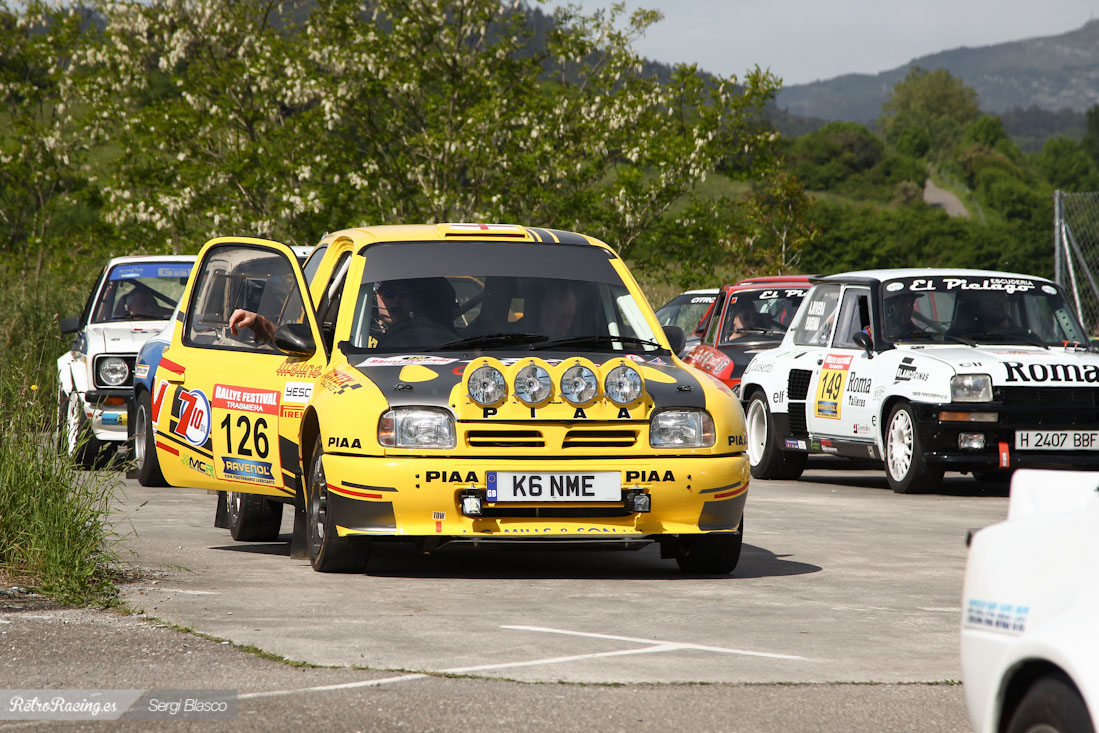 Nissan Micra Kit Car
