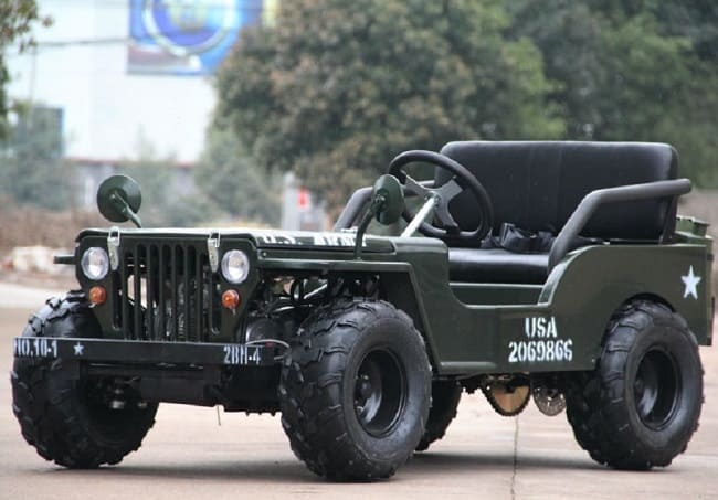 willys jeep todoterreno
