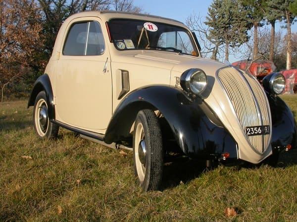 fiat 500 topolino 1930