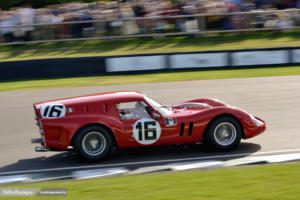 "La Ferrari ""Breadvan"" no se pierde una cita en Goodwood"