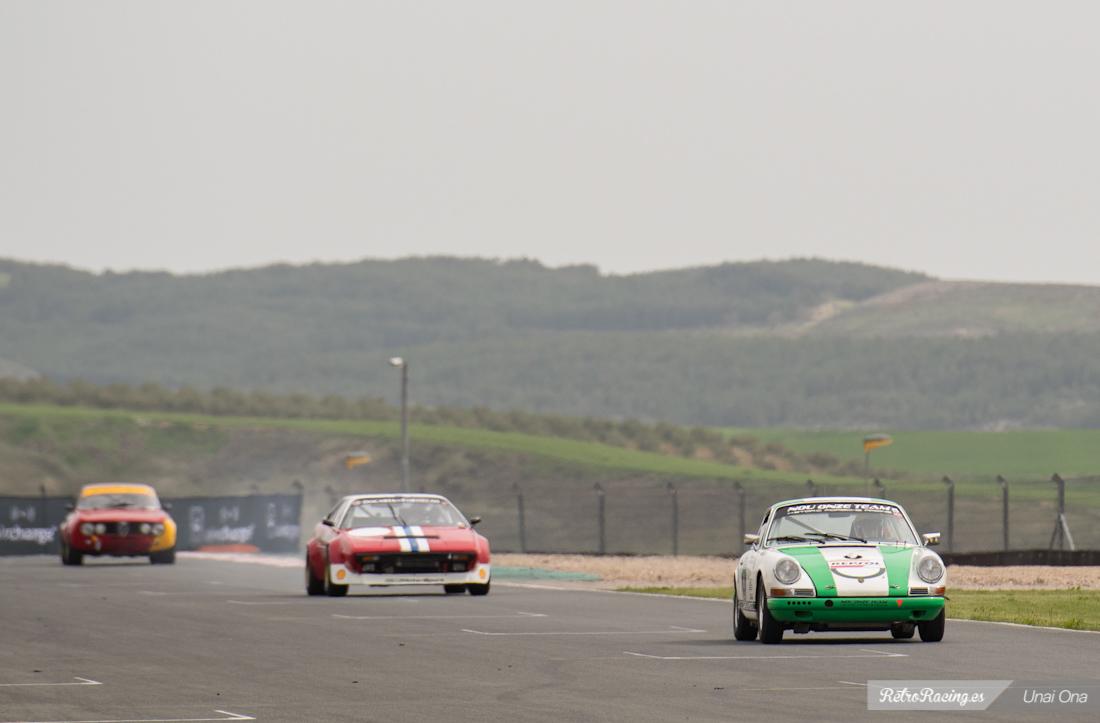 Circuito Navarra : El iberian historic endurance en el circuito de navarra